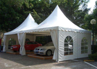 Temporary Removable Pagoda Party Tent , Arabian Style Marquee Party Tent