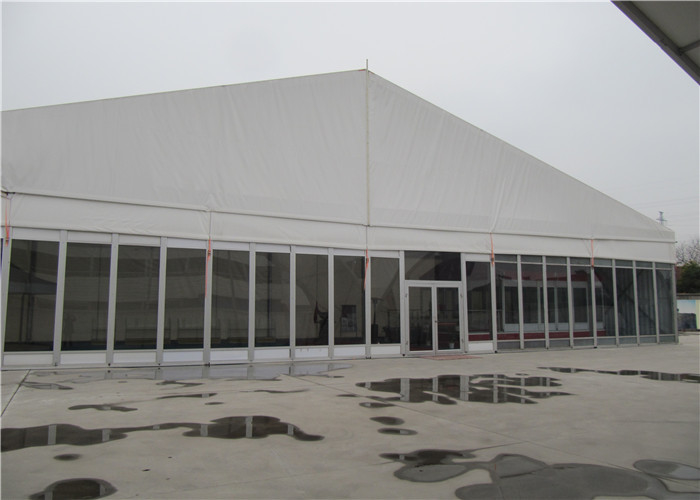 Large Durable Commercial Canopy Tent For Activities , Waterproof Tailgate Canopy Tent