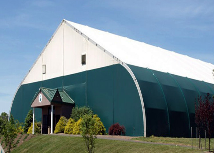 TFS Tennis Court Aluminum Frame Clear Span Tent Marquee , Clear Span Buildings Structures