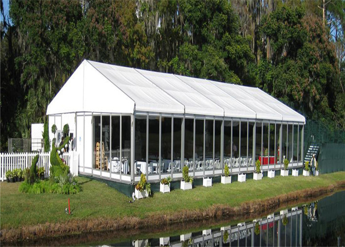 A Frame Rectangular Shaped Aluminum Frame Tent Multi Function Heavy Duty